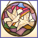 Doves of Peace Roundel