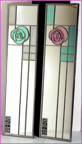 CHARLES RENNIE MACKINTOSH MIRRORS UK