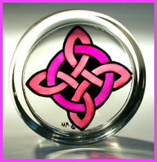 Celtic design Paperweights