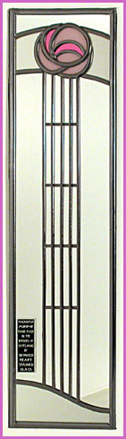 Decorative Mirrors - Mackintosh Small Mirrors