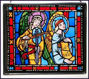 'Washington National Cathedral - Little Musical Angels'